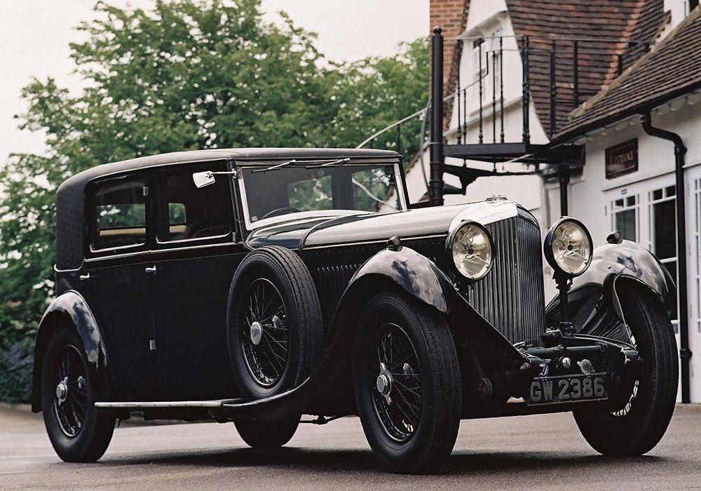 Bentley 8L