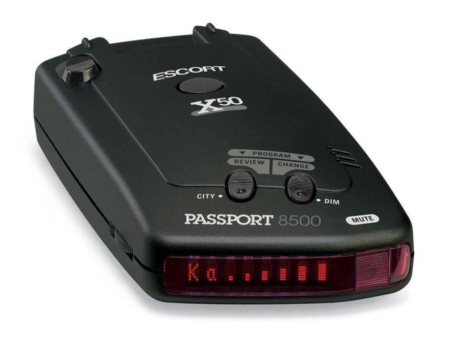 Модель Escort 8500 X50