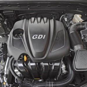 GDI двигатель