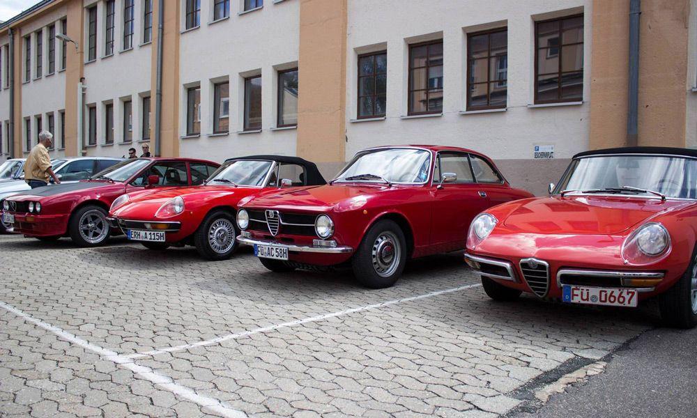 Итальянские машины