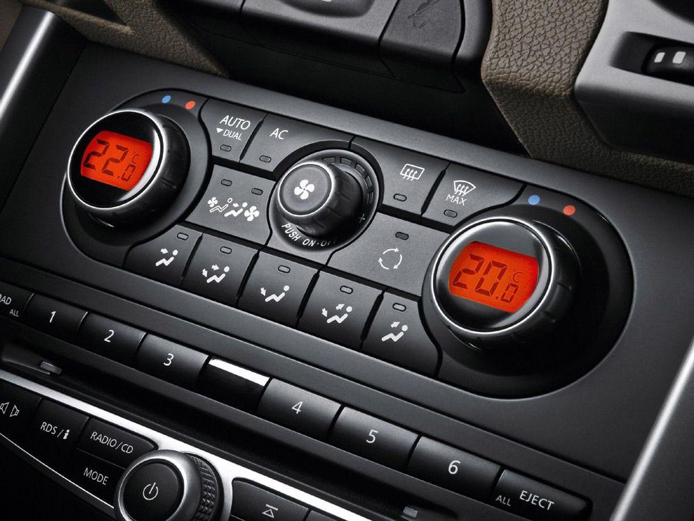Отличие кондиционера от климат контроля в автомобиле