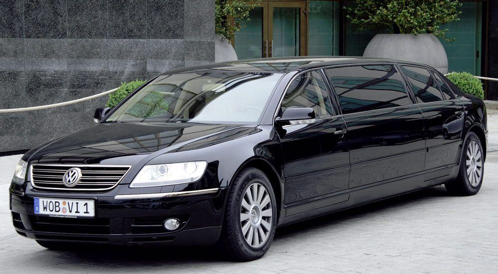 Лимузин Volkswagen Phaeton