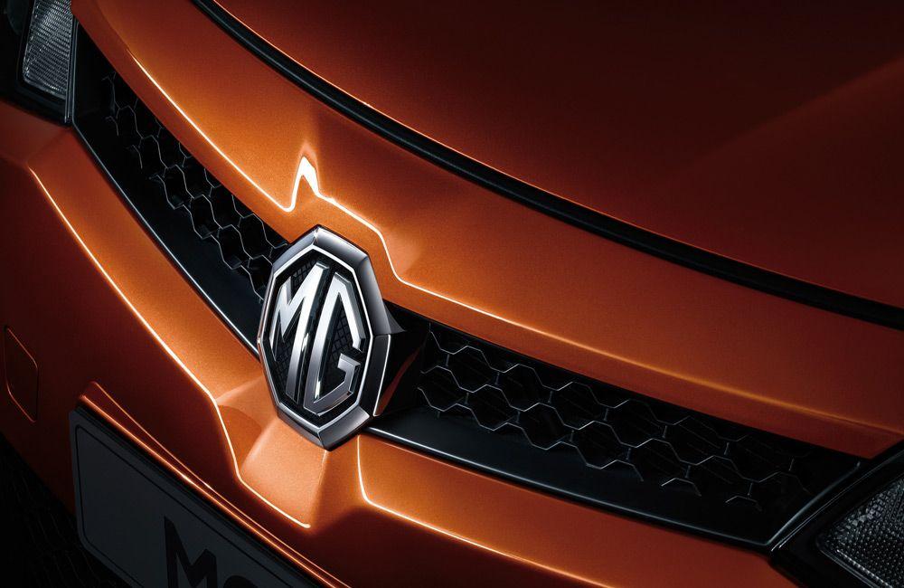 Логотип компании MG