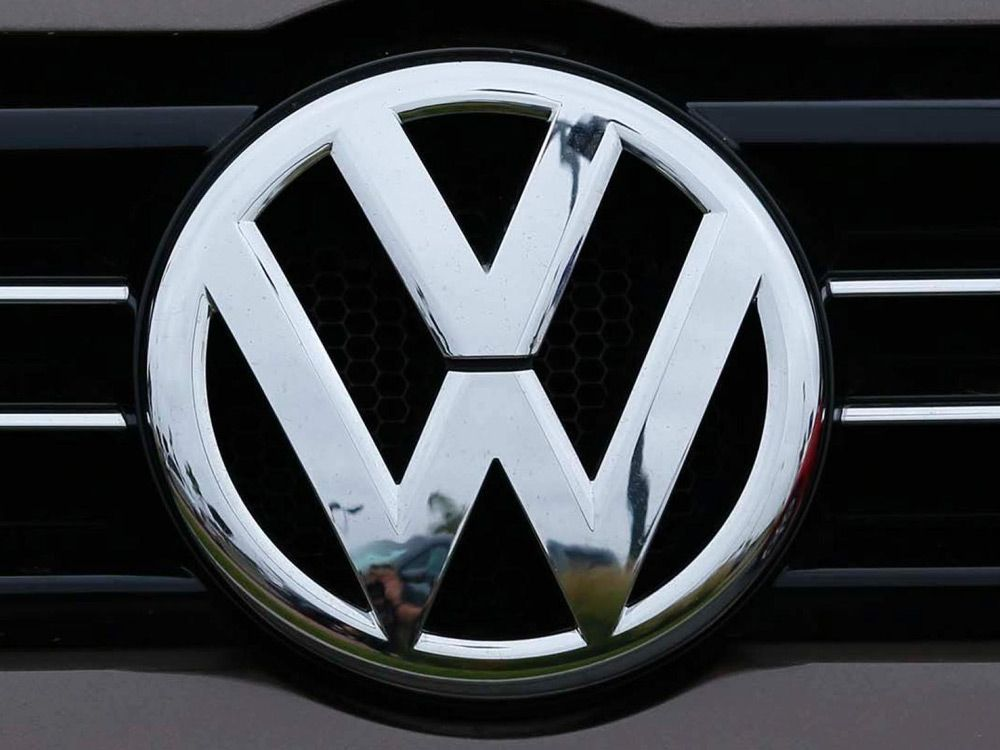 Логотип компании Volkswagen
