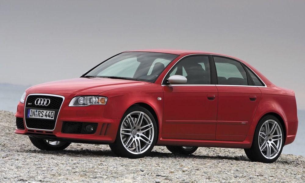 Audi B7