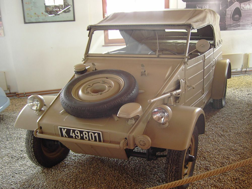 Модель Kübelwagen