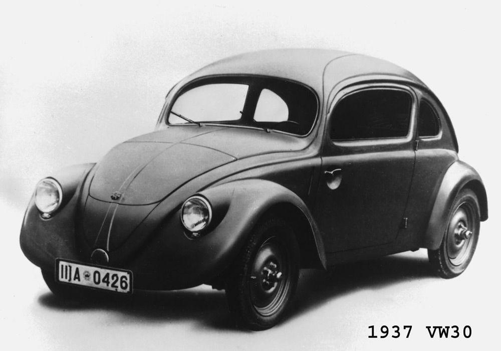 Модель Volkswagen VW30