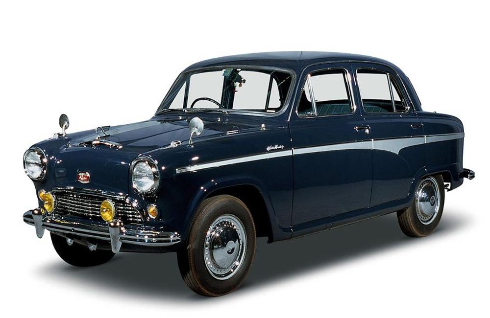 Nissan-Austin A50
