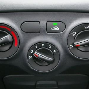 Печка в автомобиле