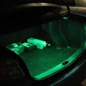 Подсветка в багажнике