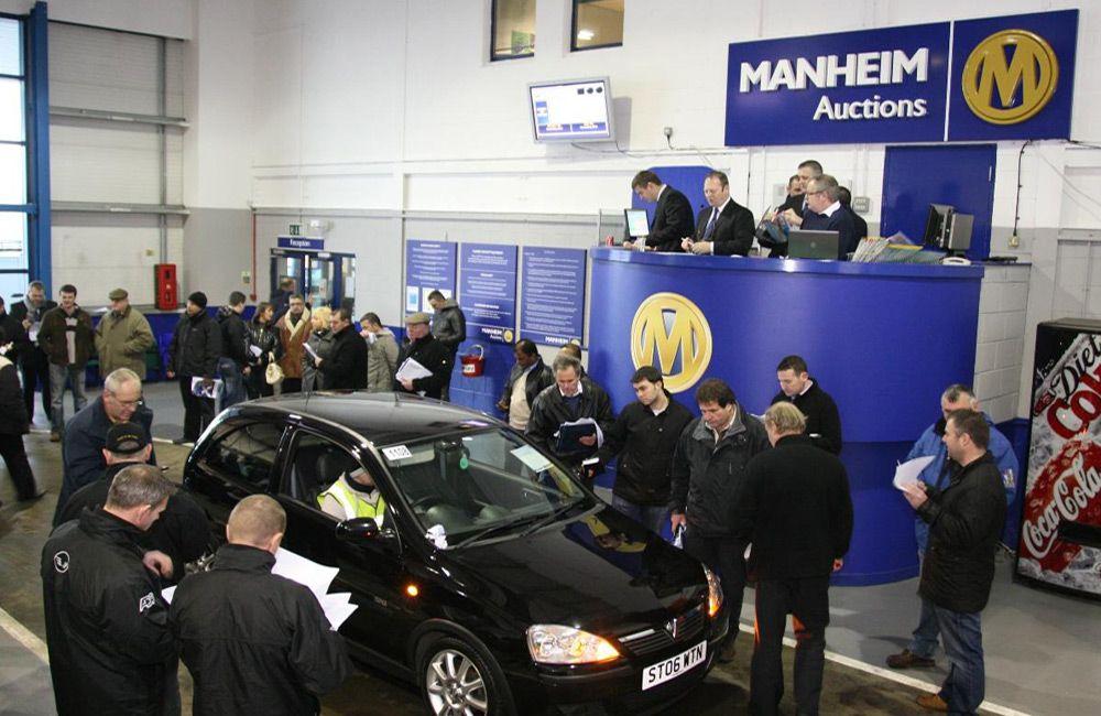 Покупка авто на аукционе