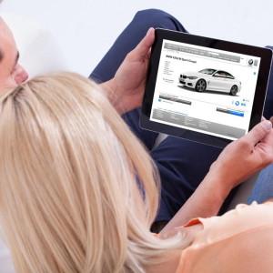 Покупка автомобиля в Интернете