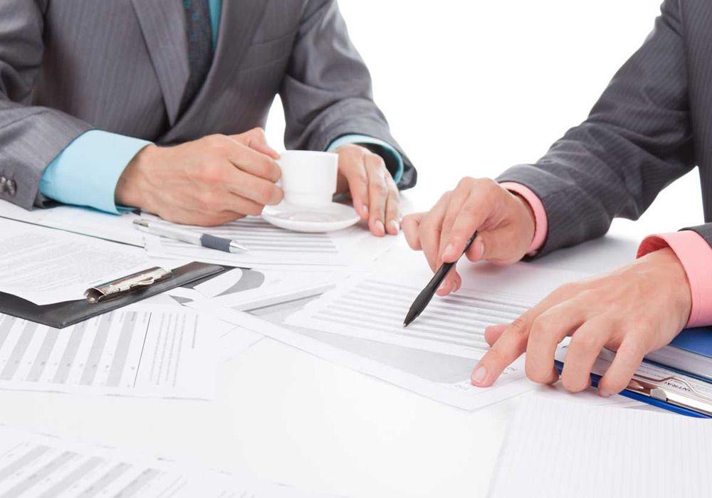 Оформление полиса в страховой компании