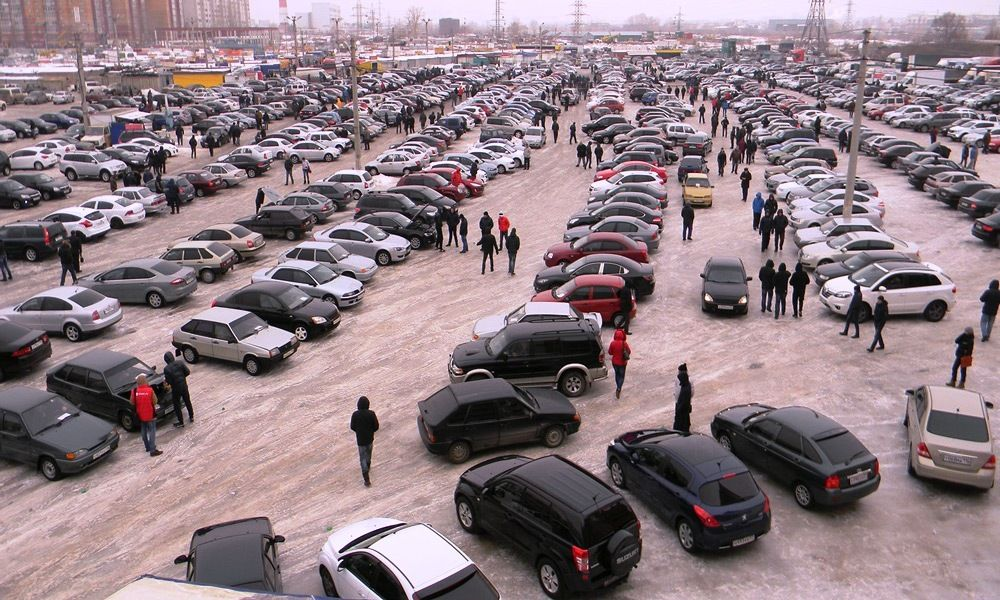 Рынок автомобилей с пробегом