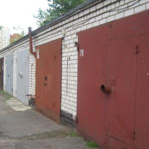Смежные гаражи