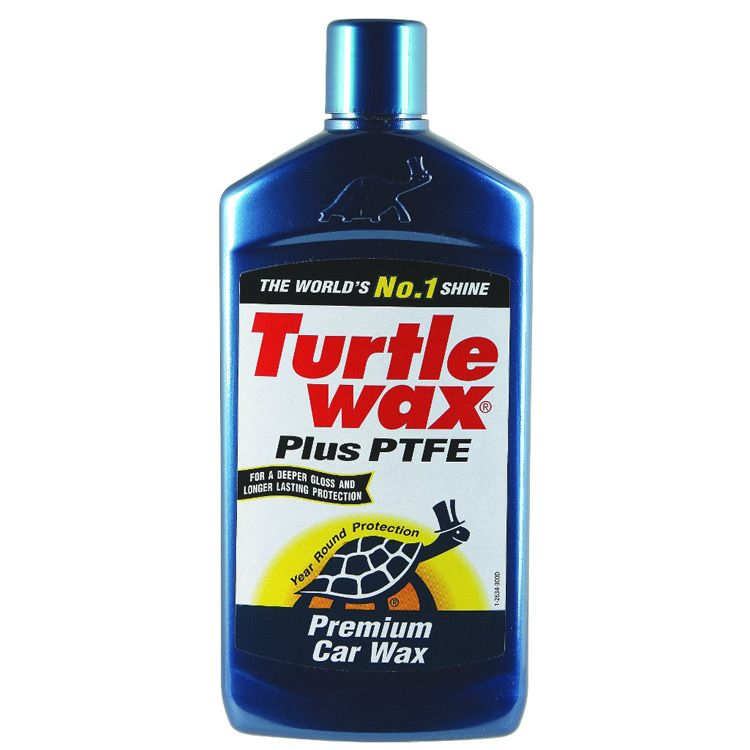 Turtle Wax Plus PTFE