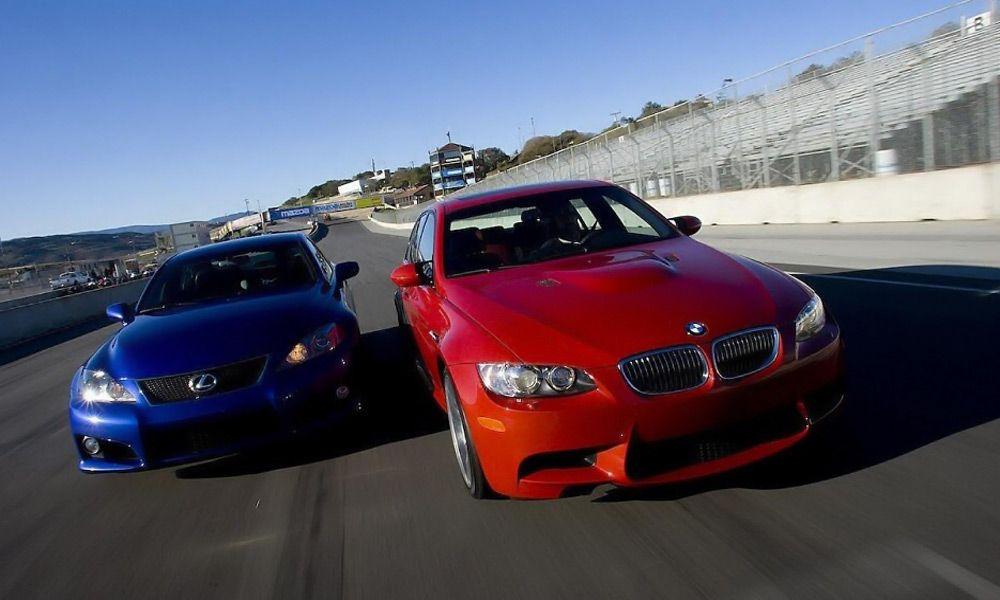 BMW и Lexus