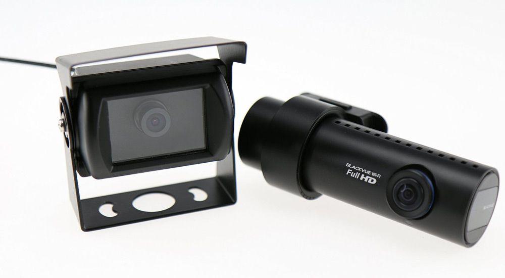 BlackVue DR-650GW 2ch