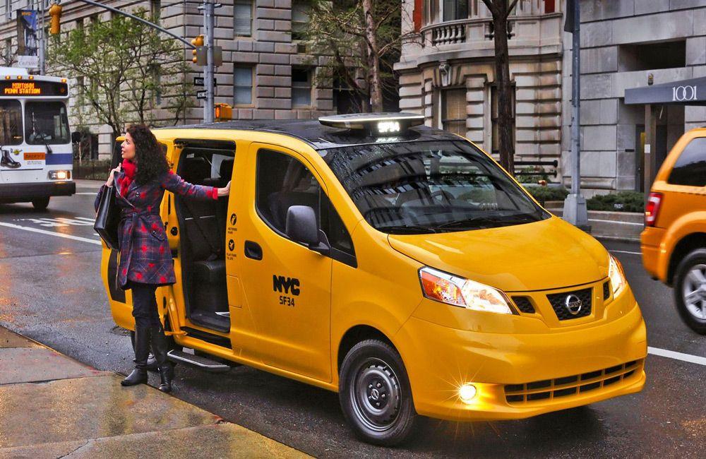 Комфортное такси