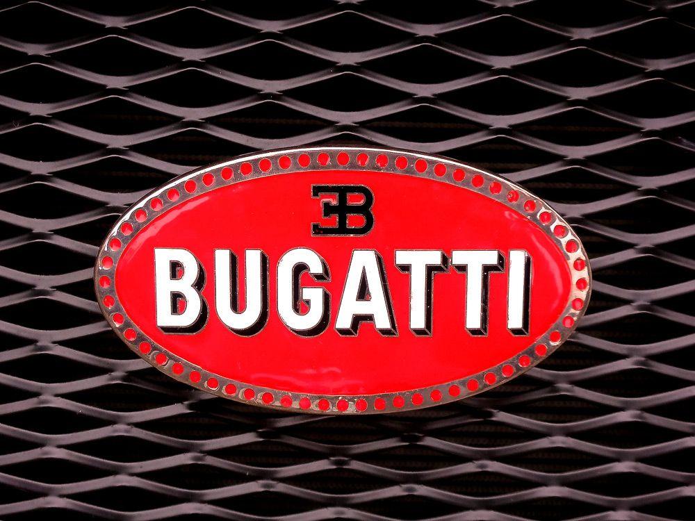 Логотип Бугатти