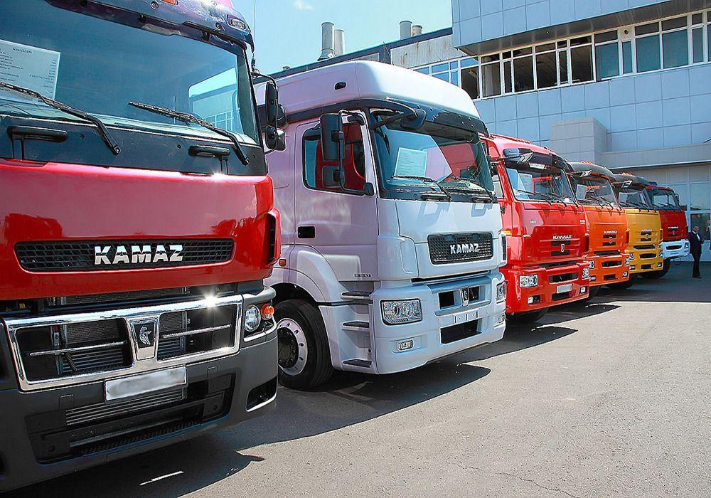 Российские грузовики