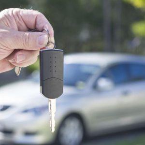 Ключ от машины