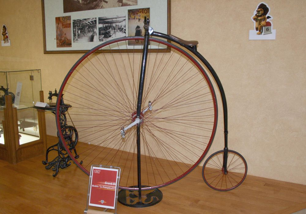 Велосипед Le Grand-Bi
