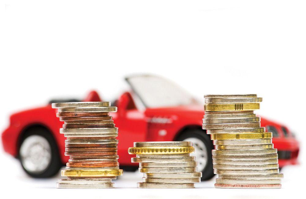 Деньги и машина