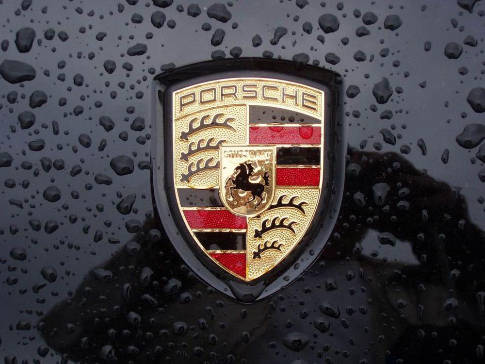 Логотип Порше