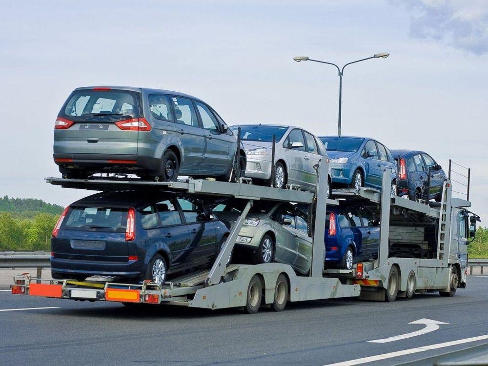 Поставка новых авто