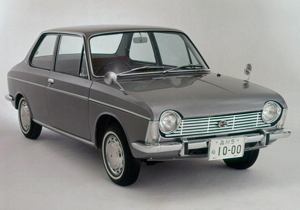 Subaru 1000 1965 года