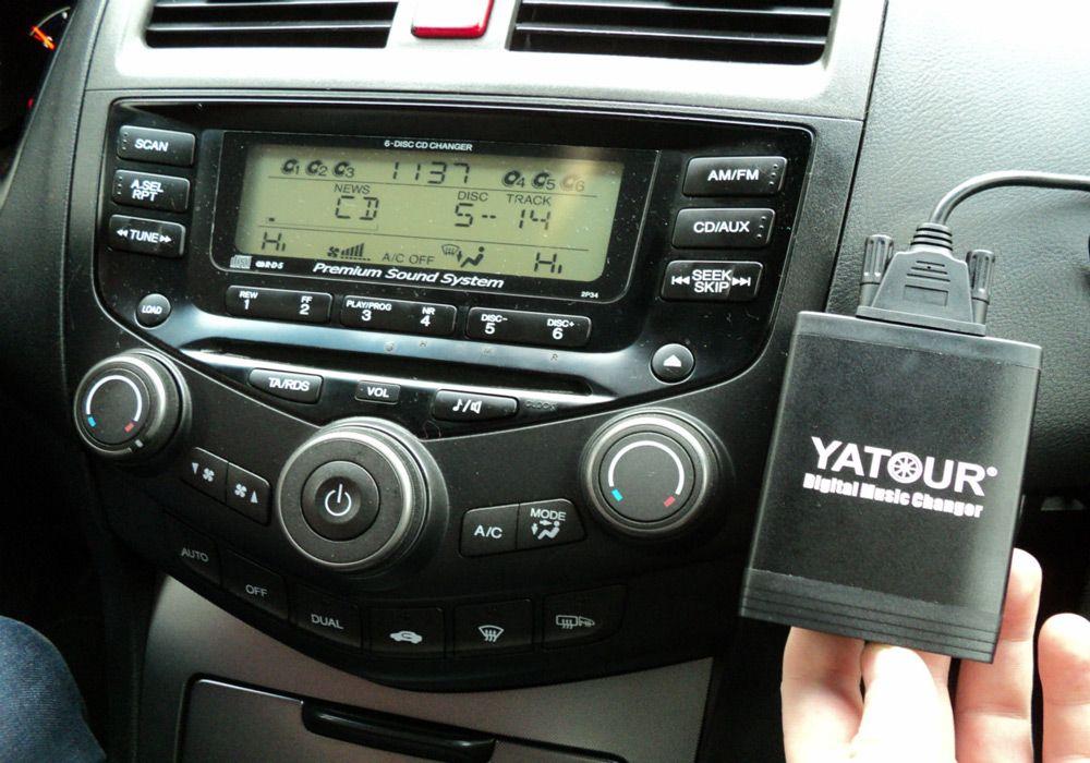USB-адаптер для магнитолы