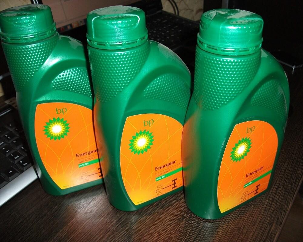 Масло BP Energear