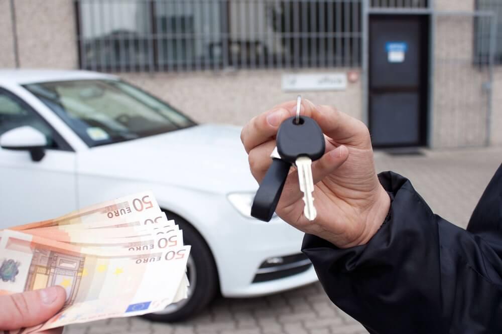 Доплата за автомобиль