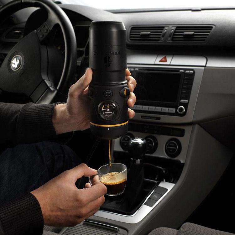 Автомобильный кофейник