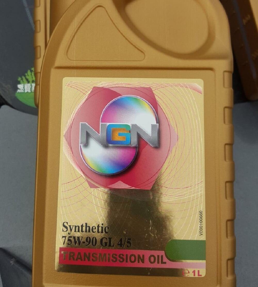 NGN Трансмиссионное маслоl