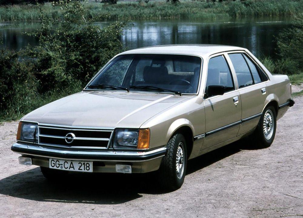 Opel Commandore S