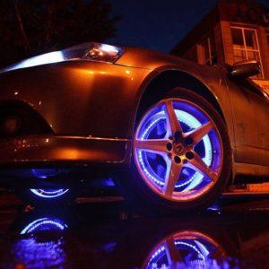 Подсветка колёс