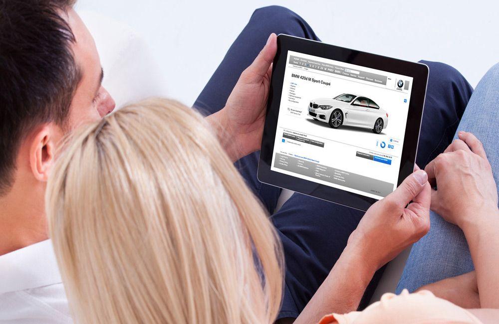 Продажа автомобиля в интернете