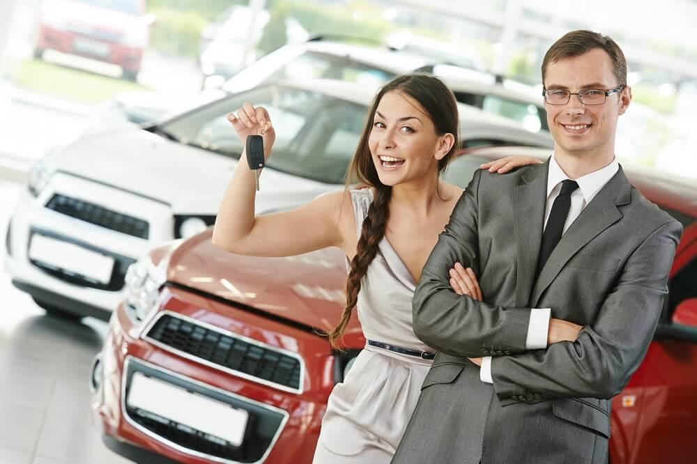 Специалист помог купить автомобиль
