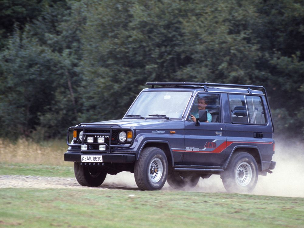 Toyota Land Cruiser BJ71