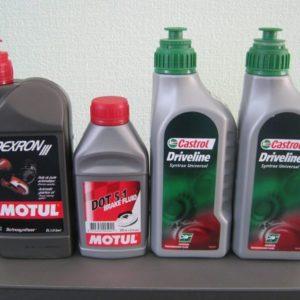 Трансмиссионные автомобильные масла