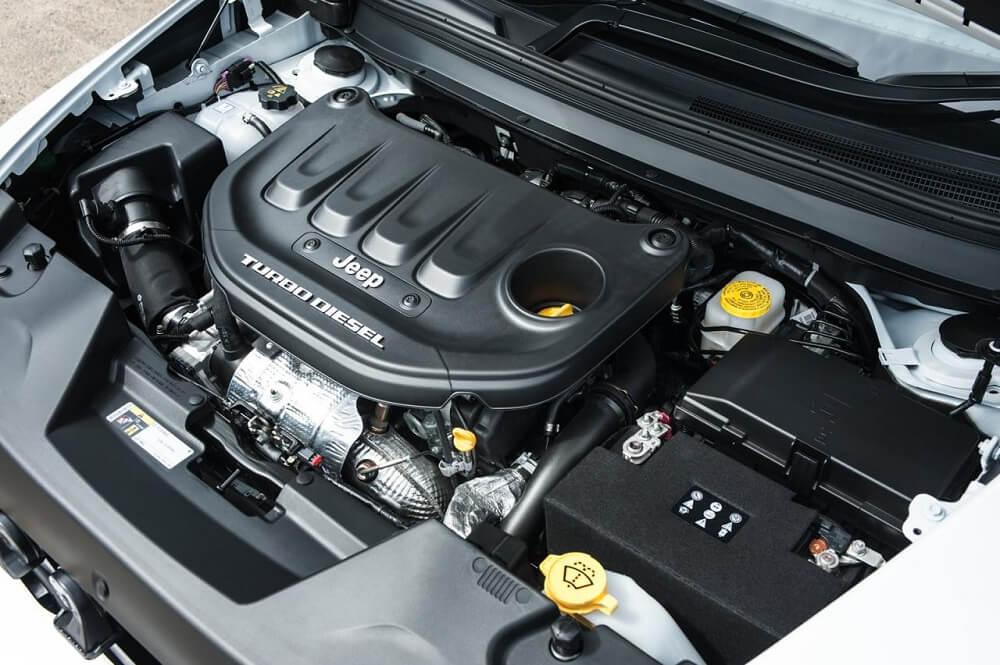 Турбо-дизельный двигатель