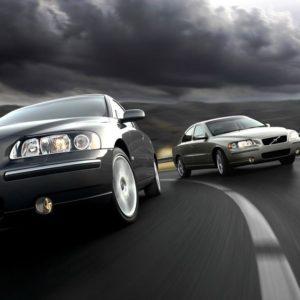 Volvo опасный обгон