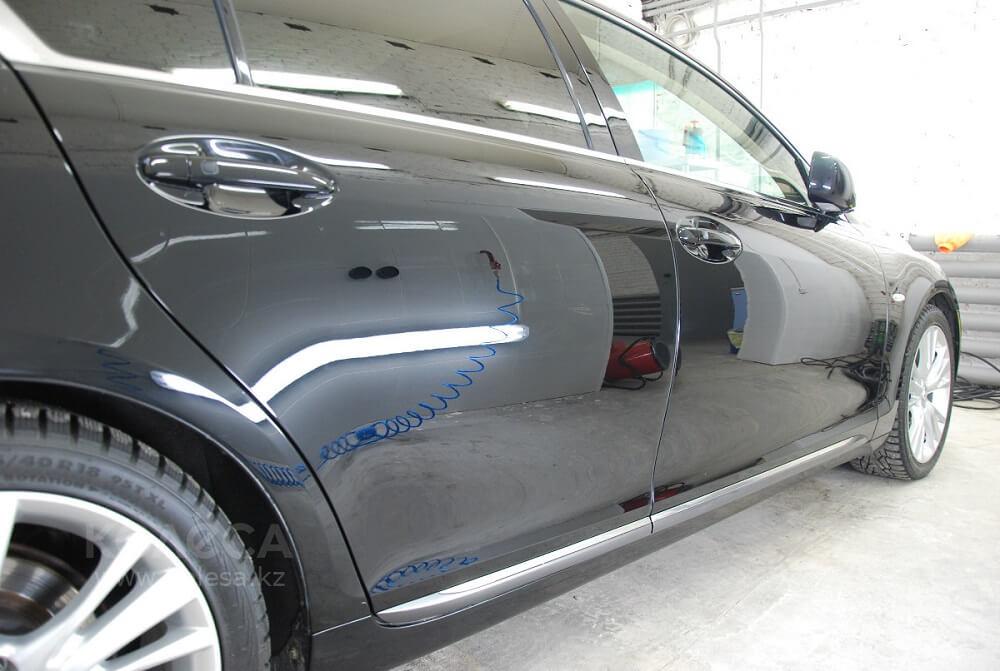Авто а керамическом покрытие