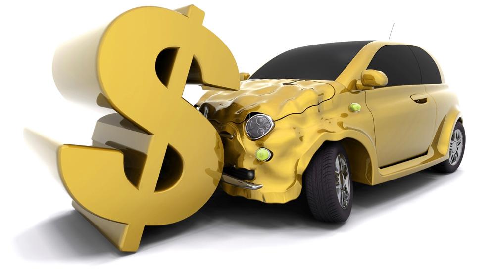 Битая машина доллар