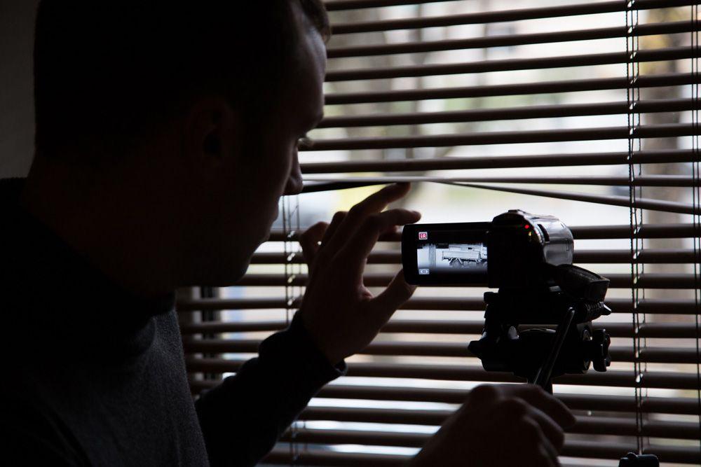 Частный детектив видеокамера