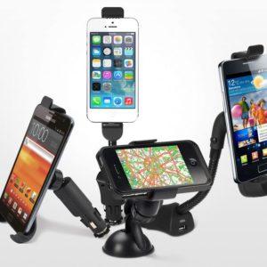 Держатели для телефонов