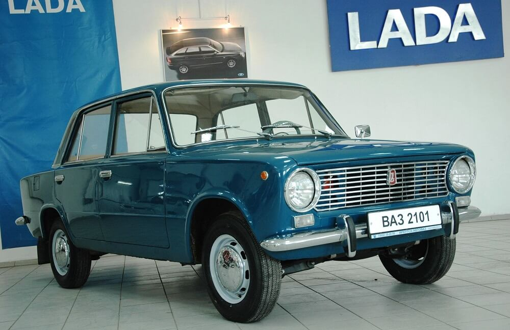Новый ВАЗ-2101