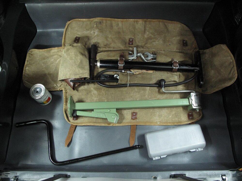 Оригинальная сумка с инструментами